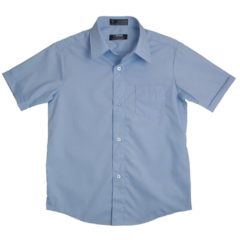 Amazon.com: French Toast School Uniforms Boys\' Short Sleeve Dress ...