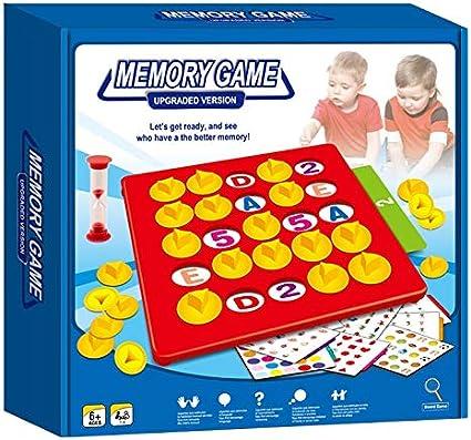 Neo- Memory 8 desafios Juego de memoria, Multicolor (5090) , color/modelo surtido: Amazon.es: Juguetes y juegos