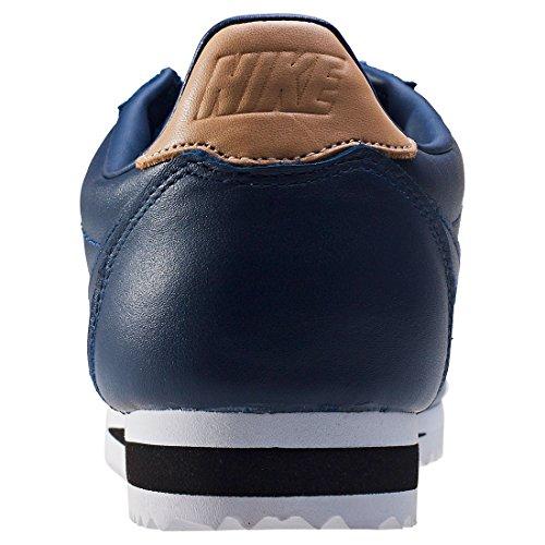 Fitness Chaussures Mitternacht Leather Se Nike Homme Marineblau De Cortez Classic 400 wOqBx6nFA