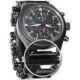 ChronoLinks Leatherman Tread Watch Adapter - Black DLC (22mm)