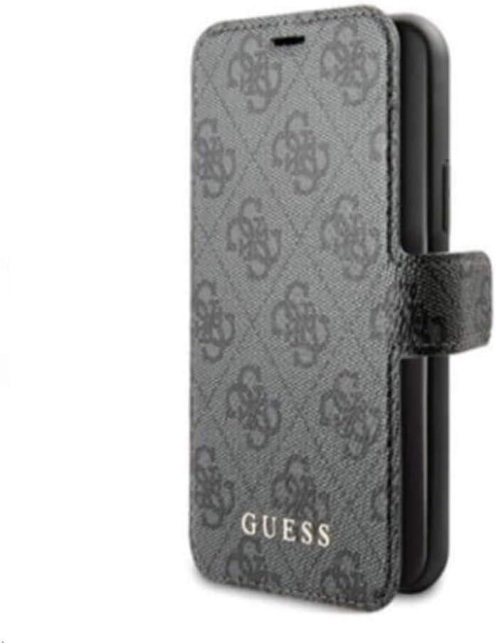 Guess - Funda de la colección 4G GUFLBKSN584GG para iPhone 11 Pro, Color Gris: Amazon.es: Electrónica
