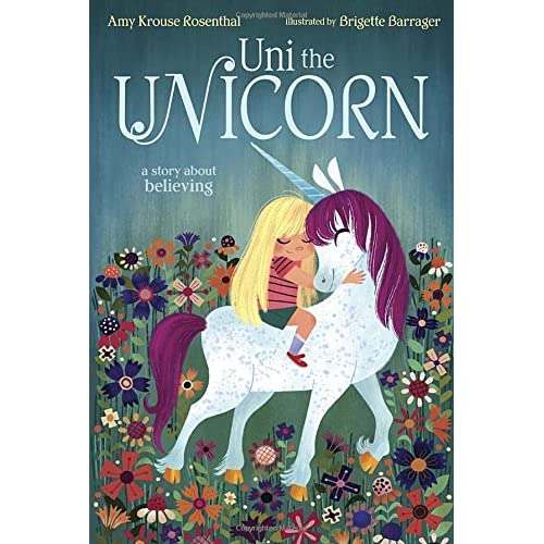 Uni the Unicorn                                Hardcover                                                                                                                                                                                – August 26 2014