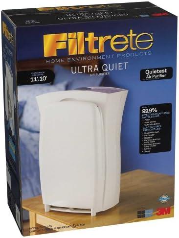 3M Filtrete FAP01RS - Purificador de aire ultra silencioso: Amazon ...
