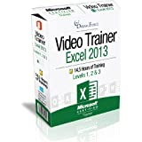 Excel 2013 Training Videos - 14.5 Hours of Excel 2013 training by Microsoft Office: Specialist, Expert and Master, and Microsoft Certified Trainer (MCT), Kirt Kershaw