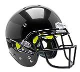 Schutt Sports Youth AiR Standard V Football Helmet (Faceguard Not Included), Black, Medium