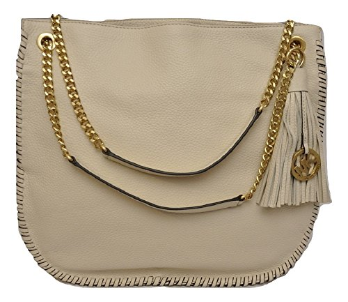 Michael Kors Whipped Chelsea Leather Tote Shoulder Bag, - Kors Handbag Michael Chelsea