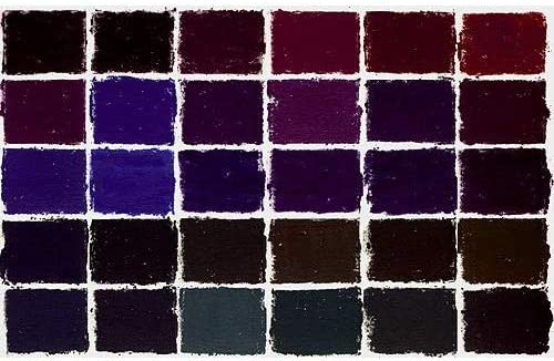 Terry Ludwig Pastels Intense Darks II Set of 30