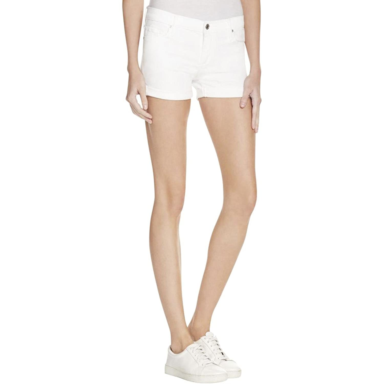Black Orchid, The Roll Up Short, White, 26