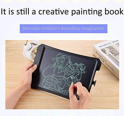 Dljyy Digitales Zeichenbrett 11-Zoll-LCD Writing Tablet großer Bildschirm, elektronische Digital-Zeichenbrett Doodle Pad for Büro-Schule Startseite (Farbe: blau)