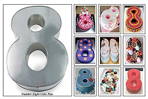 8 cake pan - 9