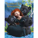 Disney's Brave Party Invitations, 8 Pack