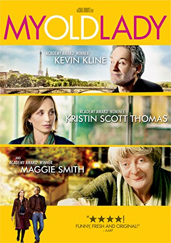 My Old Lady (New Comedy Dvd Releases)