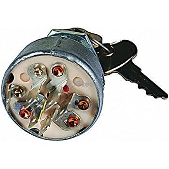 ignition switch for john deere gator am101561. Black Bedroom Furniture Sets. Home Design Ideas