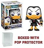 Magica De Spell Gamestop Exclusive - Funko Pop! Disney Duck Tales + Pop Protector