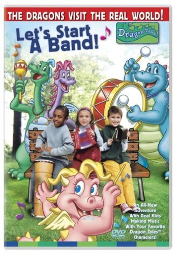 Dragon Tales:Lets Start a Band