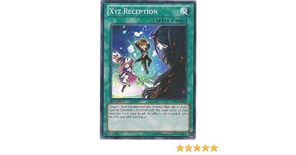 Yu-Gi-Oh XYZ Reception Common JOTL-de060