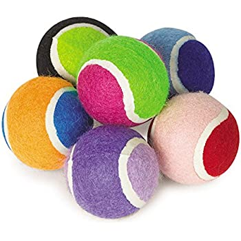 Small Squeaky Tennis Balls For Dogs
