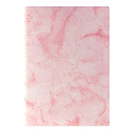 Lamp love Cuaderno Patrón de mármol A5 Notebook Planner ...