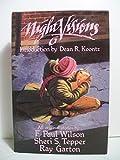 Night Visions VI, F. Paul Wilson, Sheri S. Tepper, Ray Garton, 0913165352