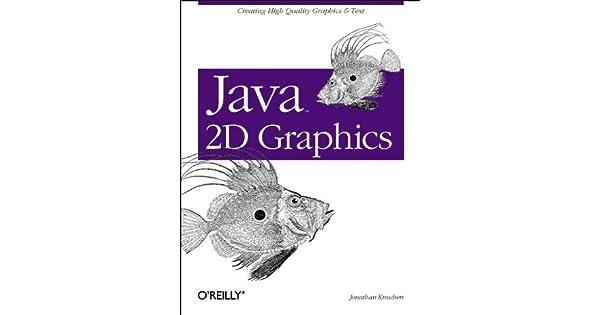 Java 2D Graphics - Livros na Amazon Brasil- 9781565924840