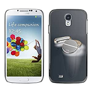 Slim Protector Shell Hard Case Cover for Samsung Galaxy S4 I9500 Metal Pills / STRONG
