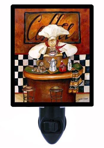 (Kitchen and Coffee Night Light, Sonoma Aroma)