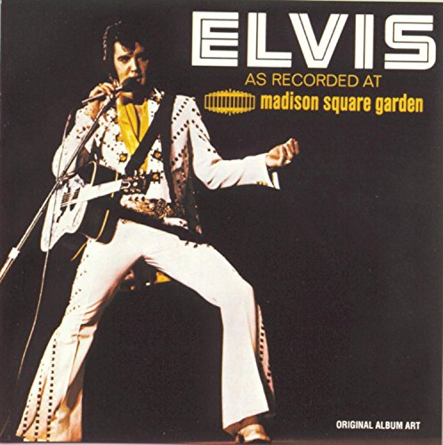 Elvis as Recorded at Madison Square - Hut Garden