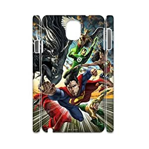 DDOUGS I Justice League New Fashion Cell Phone Case for Samsung galaxy Note 3 N9000, Customised Samsung galaxy Note 3 N9000 Case
