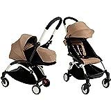 Cheap Babyzen YoYo+ Stroller Bundle (Yoyo+ Stroller, Canopy & Newborn Pack) (Taupe)