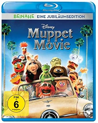 * * * Muppet Movie .. * * Auf Nach Hollywood ...