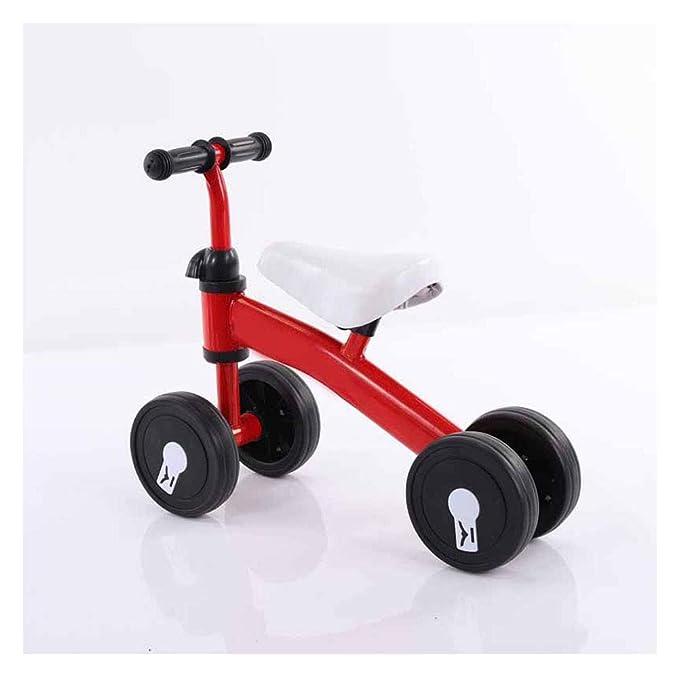 ADFDFG Equilibrio para niños Carro de 1 a 3 años para bebé Scooter ...