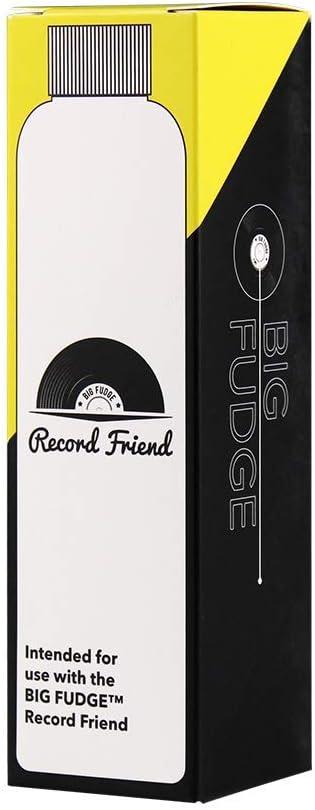 Replacement Brush Set of 2 Big Fudge Record Friend