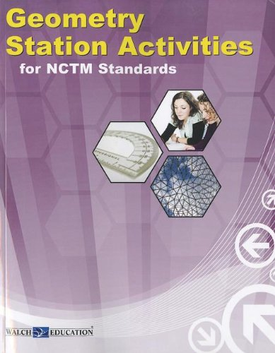 Nctm Math Activities - Station Activities for Geometry NCTM
