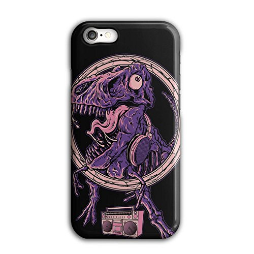 Music Dinosaur Animal Dead Dance iPhone 7 Case | Wellcoda