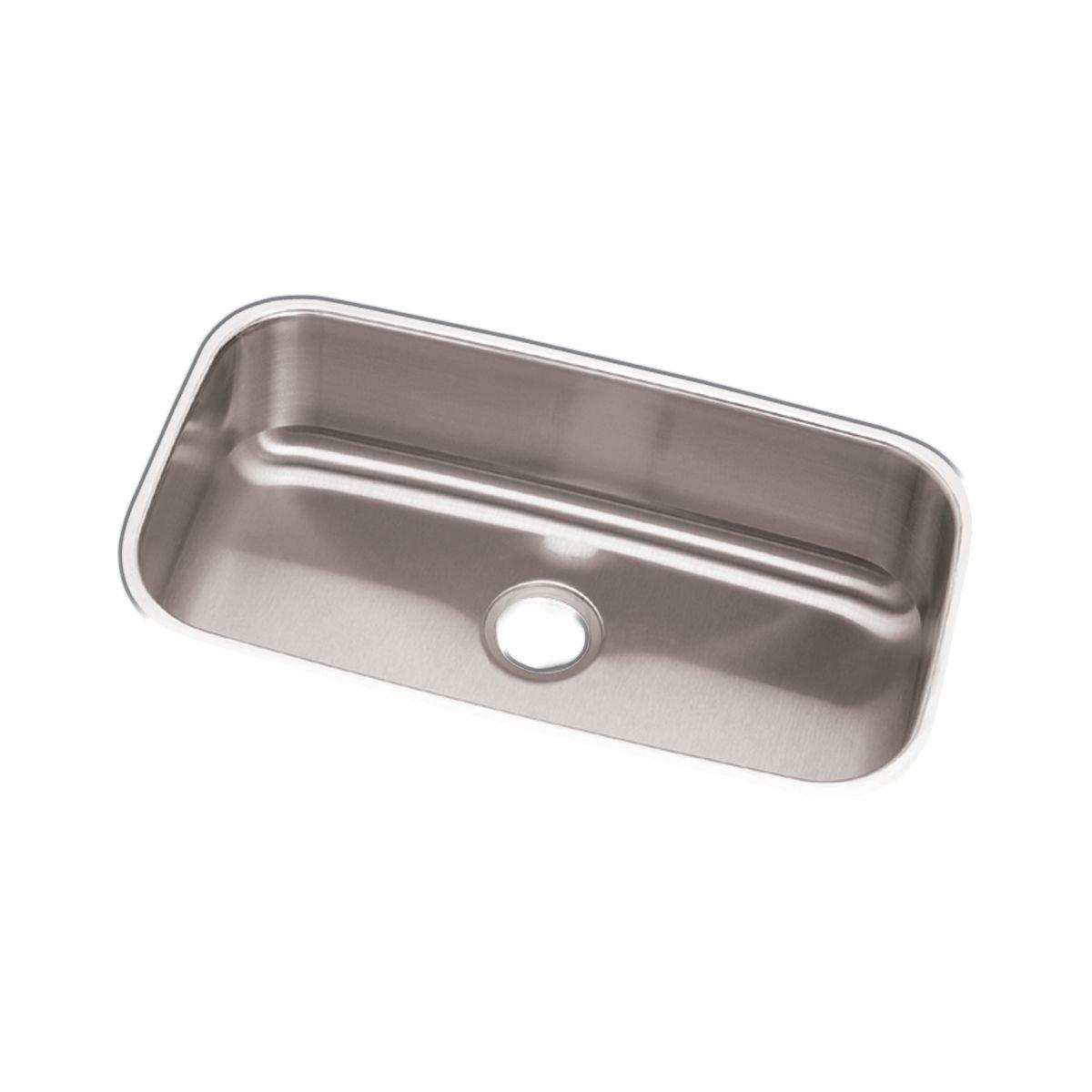 Revere RCFU2816 Single Bowl Undermount Stainless Steel Sink ...