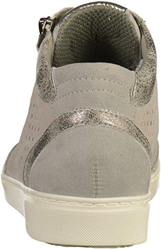 Jenny titan Sneaker Donna Alto A Seattle Collo Grau 0OUr0q