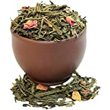 Capital Teas Cherry Blossom Rose Organic Tea, 4 Ounce