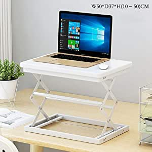 Cylficl Stand-up Computer Lift Table Escritorio de la computadora ...