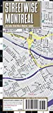 #9: Streetwise Montreal Map - Laminated City Center Street Map of Montreal, Canada (Michelin Streetwise Maps)