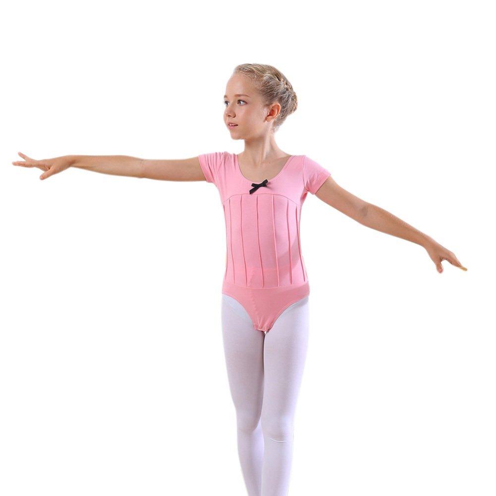 Brightup Ropa De Danza Maillot De Ballet Para Niñas Chicas 3-10 Años ...