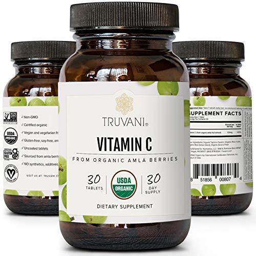 Truvani Organic Vitamin C