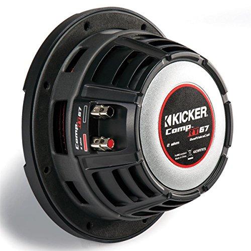Kicker CompRT 6.75'' 1-Ohm Subwoofer by Kicker (Image #5)