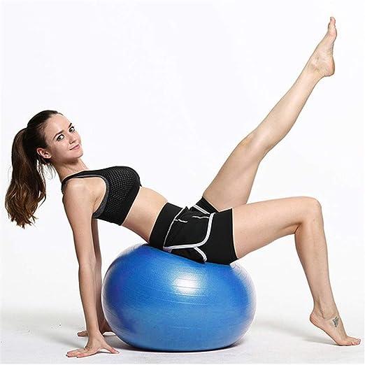 OUTEC Pelota de Ejercicio, Pelota de Yoga Pilates con Bomba rápida ...