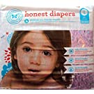 The Honest Company Diapers Size 5 - Leopard