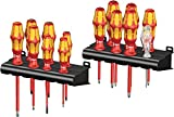 Wera 105631 Kraftform 14 Piece Big Pack 1000v VDE Screwdriver Set