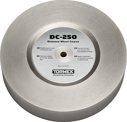 Tormek 360 Grit Diamond Wheel Coarse - DC-250 for T-8 and T-7 by Tormek (Image #1)