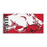 Northwest The Company NCAA Arkansas Razorbacks Colossal Oversized Beach Towel, 34-Inch by 70-Inch