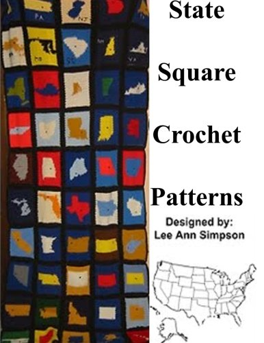 - State Square Crochet Patterns