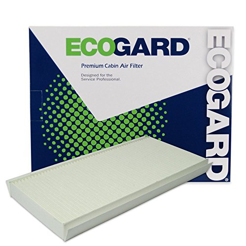 ECOGARD XC25387 Premium Cabin Air Filter Fits Ford Focus, Escort, Transit Connect