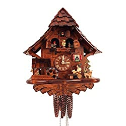 Black Forest Dance and Drink Cuckoo Clock